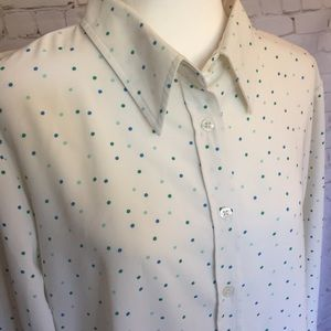 🍯🍄 Vintage GAP Polyester Blouse 4/$20 SALE